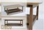Стол KAWA Dinning Table Teak Top